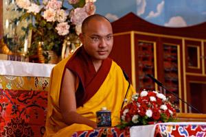 Sa Sainteté Le Gyalwang Karmapa