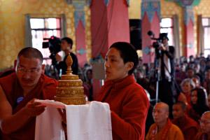 Offrande du Mandala