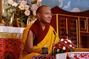 Sa Sainteté le 17ème Karmapa